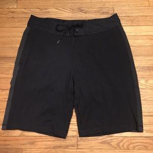 Lululemon mens black shorts - Large
